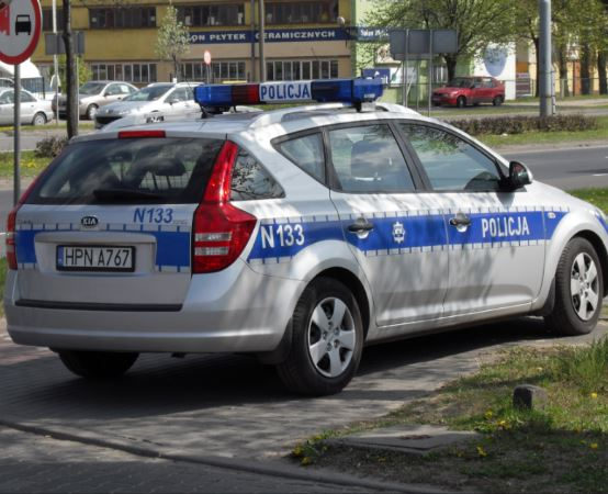 Policja Gliwice: Nie reagujesz akceptujesz/ obraził się na bankomat, więc wybił szyby