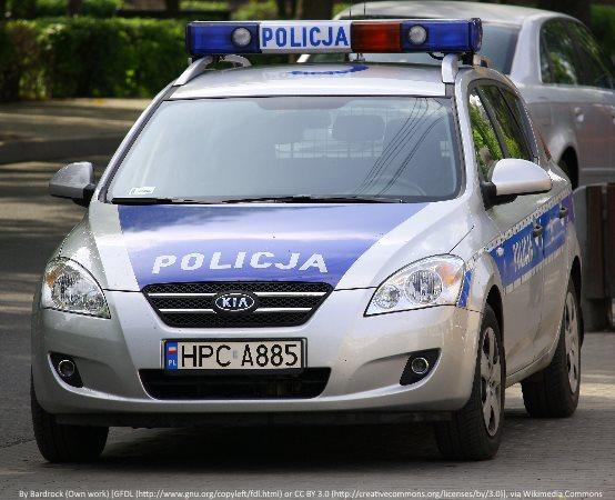 Policja Gliwice: Tragiczny wypadek w Łanach Wielkich